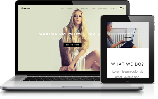Maxima free bootstrap business html template maxima free business html template accmission Choice Image